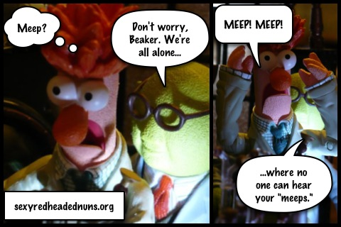 Beaker is violated